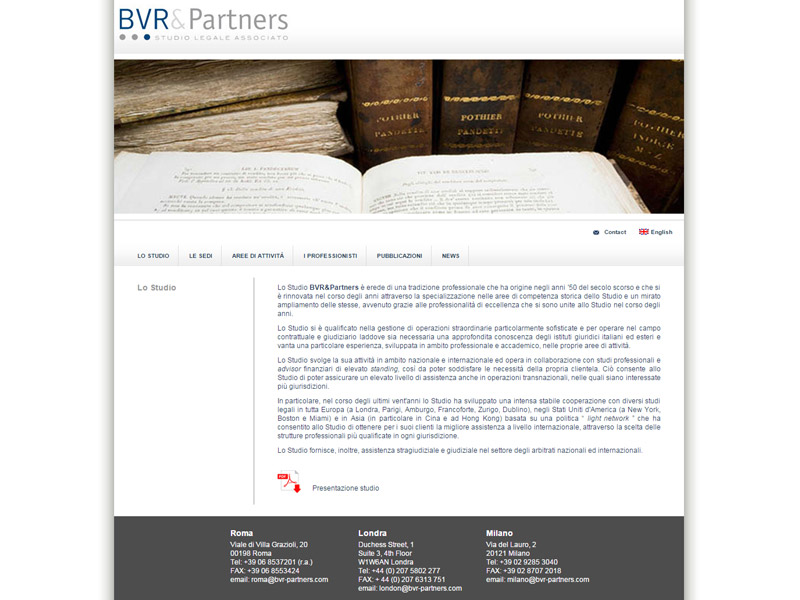 BVR & Partners